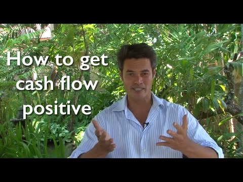 How to get cash flow positive (Infrared to Red)
