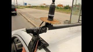 видео Настройка антенны автомобильной радиостанции