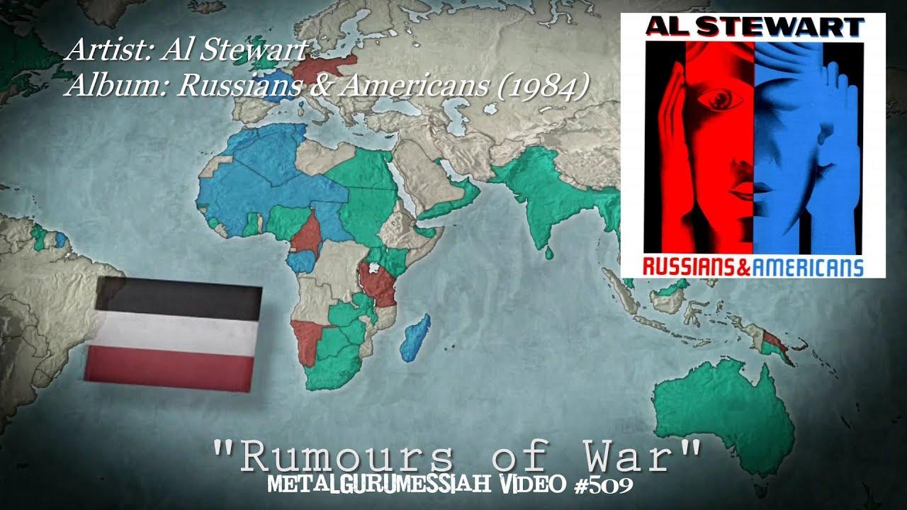 Rumours of War - Al Stewart (1984) FLAC HD Video
