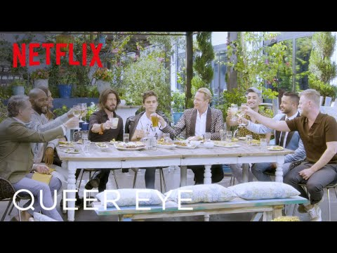 Queer Eye Kiki: The Original Fab 5 meet the New Fab 5 | Netflix