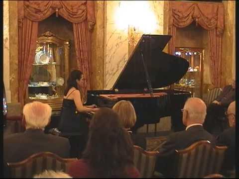 Susanna Artzt : Chopin Nocturne in D flat major op.27/2