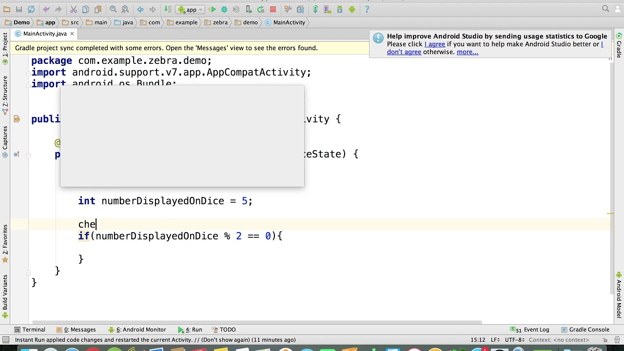 Java Parity Check Condition | If-Statements and Logical Operators in Java