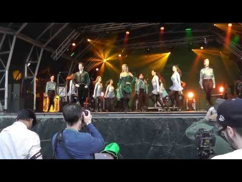 RIVERDANCE - ST PATRICK'S DAY 16/03/14