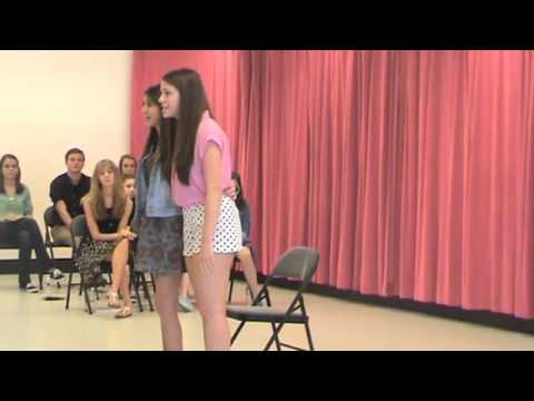Some Things Are Meant to Be -Students of Broadway Artists Alliance Summer Intensive 2013