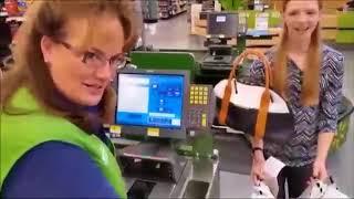 Walmart Debit Credit and Gift Card Touchscreen