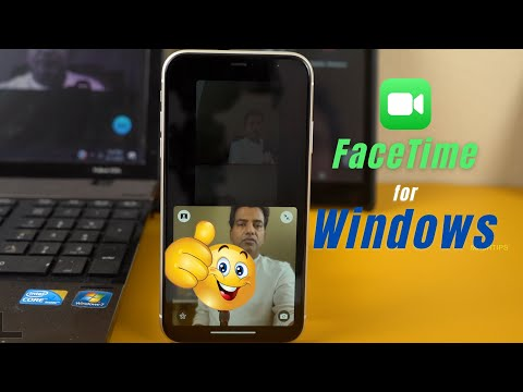 FaceTime for Android: iOS FaceTime test with Android, Windows & Amazon FireTab