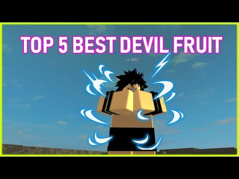 Download Opl One Piece Legendary Top 5 Best Devil Fruit