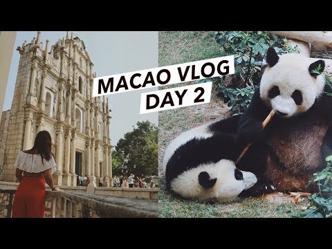 Macau Travel Vlog: Taipa Village Street Food Tour & Things To Do | AD