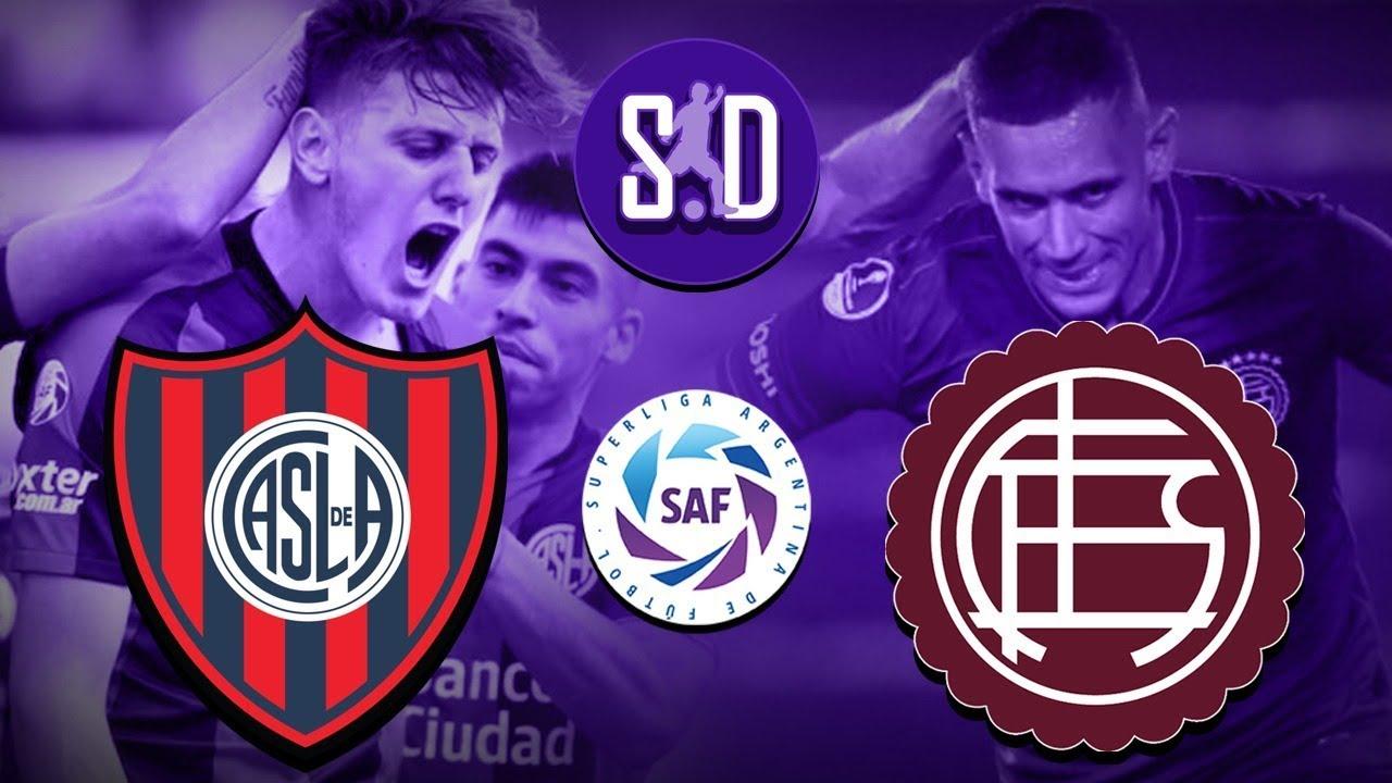 SAN LORENZO  VS LANÚS EN VIVO | FECHA 23 SUPERLIGA ARGENTINA 2020