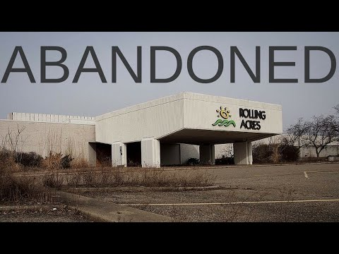 Abandoned - Rolling Acres Mall