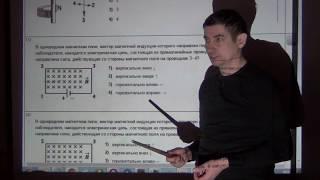 З-13. (3.12) 1-24 Действие магнитного поля на проводник с током. Правило левой руки. Сила Ампера
