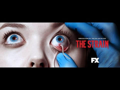 The Strain [FX]: Proyecto TQ - Guerrero / with Lyrics (Season 1: Episode 2)