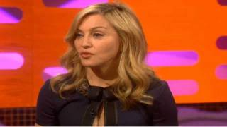 Madonna About Wallis SIMPSON- W.E (the film)- The Graham Norton Show- UK- 13.01.2012