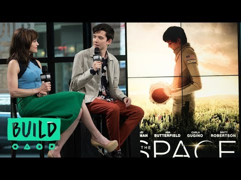 "Asa Butterfield And Carla Gugino Discuss The Film, ""The Space Between Us"""