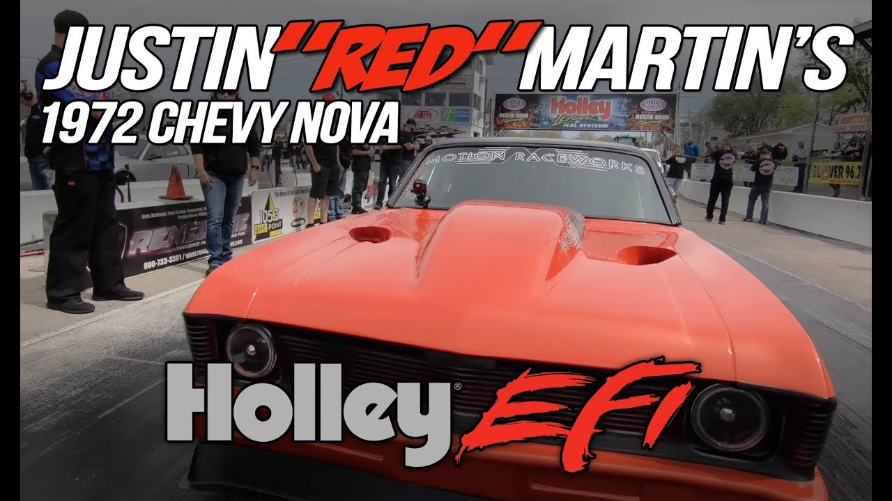 Justin Martin's Twin Turbo LDR Nova at OSCR VI