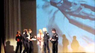 AniMania & Важен Дан cosplay scene Snow Shake III 2011