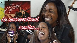 Jackson Wang Different Game Reaction | Shannon Brielle Video