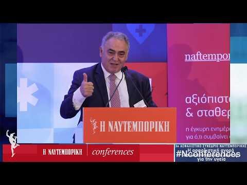 Ιωάννης Χατζηθεοδοσίου, Πρόεδρος, ΕΕΑ │ ΔΣ, MEGA Brokers