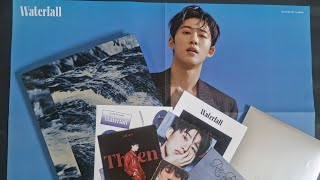 B.I Waterfall Album [ Unboxing ] - His Story