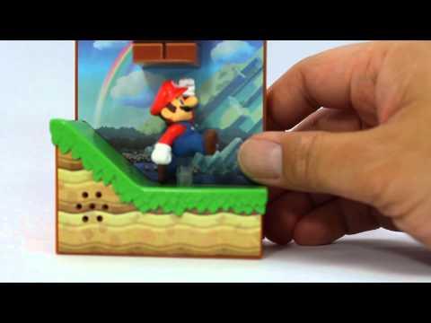 New Super Mario Bros. U Sound Figure ~ 10 Coin Block