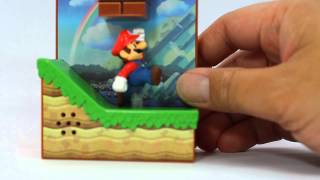 New Super Mario Bros. U Sound Figure ~ 10 Coin Block