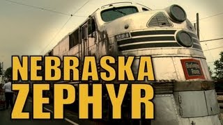 Choo Choo Bob's Train of the Day: Nebraska Zephyr