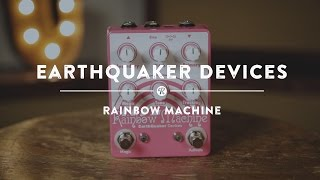 Earthquaker Devices Rainbow Machine | Reverb Demo Video