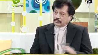 Shaista Wahidi with AttaUllah Khan Part 1/5