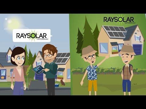 RaySolar | 2D Animation