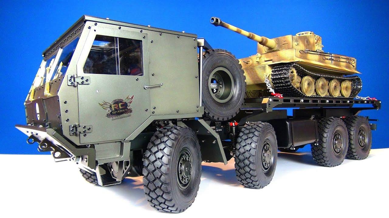 Rc Adventures Panzerkampfwagen Tank Amp Capo 8x8 Tatra