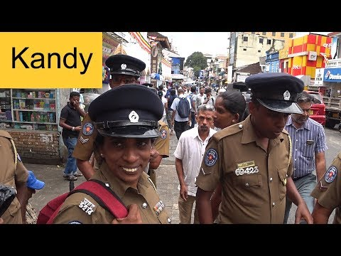 Kandy Downtown Sri Lanka