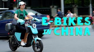 China Kickstarted The Electric Scooter Revolution