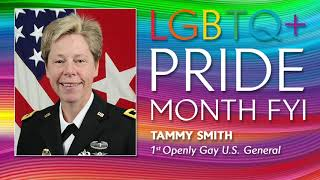 LGBTQ+ Pride Month FYI: Tammy Smith | The View