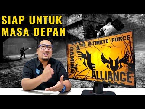 Tercepat & Termurah dengan 280 Hz: Review ASUS TUF Gaming VG279QM - Bahasa Indonesia