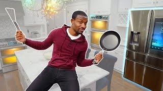 Teching Out Our Kitchen! (Smart Kitchen Tour 2019)
