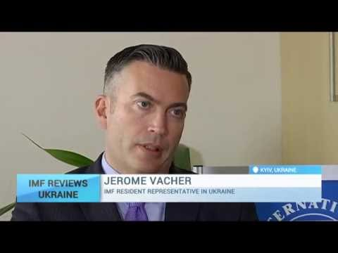 IMF Reviews Ukraine: Jerome Vacher comments on mission recent work in Kyiv