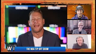 NBA Picks and Predictions   Free NBA Playoff Picks   Tip-Off Show for June 22