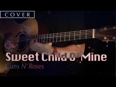 Sweet Child O' Mine - Guns N' Roses (Guitar Cover L Acoustic Ver.)