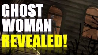 """BLACK OPS 2-BURIED-Ghost Woman Revealed""""The Ghost Of Lucy Bell King"""""""
