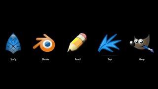 видео Бесплатные программы для анимации и мультипликации