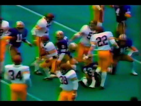 1979 #4 USC @ #15 Washington No Huddle