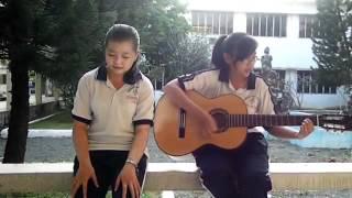 2 nữ sinh Việt cover đàn guitar hay gây sốc Stronger - Kelly Clarkson-cover hay nhất 2012