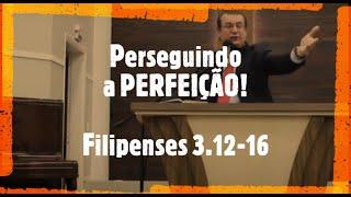 IP Arapongas - Pb. Pedro - PERSEGUINDO A PERFEIÇÃO -  17-01-2021