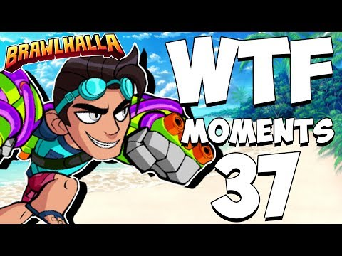 Brawlhalla WTF Moments 37