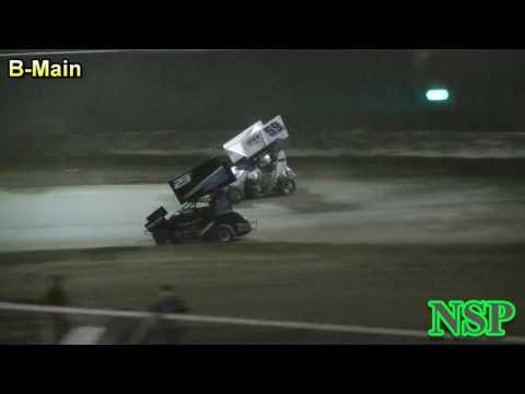 July 13, 2017 Clay Cup Nationals 600 Mini Sprints B-Main Deming Speedway