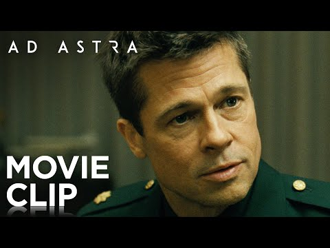 New Clips Showcase Brad Pitt's Stellar Performance in James Gray's 'Ad Astra'