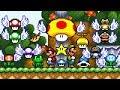 Super Mario Bros X (SMBX 1.4.4) - PowerUps GFX (SMW: Modern Style) . HD