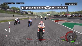 MotoGP 17 - Marc Marquez Gameplay (PC HD) [1080p60FPS]
