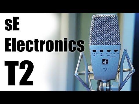 Mic Review:  SE Electronics T2 (vs CAD e100s)