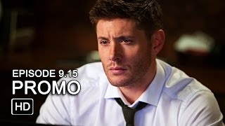 Supernatural 9x15 Promo - #THINMAN [HD]